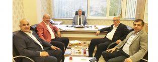 Yeni Yönetim Kurulu haftalık toplantısını gerçekleştirdi